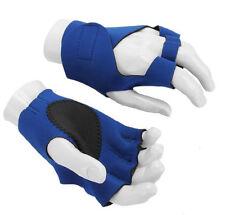 Half Finger Sport Fitness Exercise Training Wrist Wrap Support Gym Gloves Unisex
