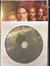 Criminal Minds - Season 10, Disc 2 REPLACEMENT DISC (not full season)