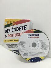 Defiéndete en Portugués con full size CD