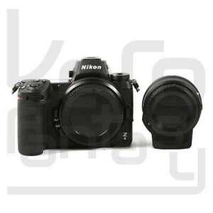 Authentique Nikon Z6 Mirrorless Digital Camera with FTZ Mount Kit
