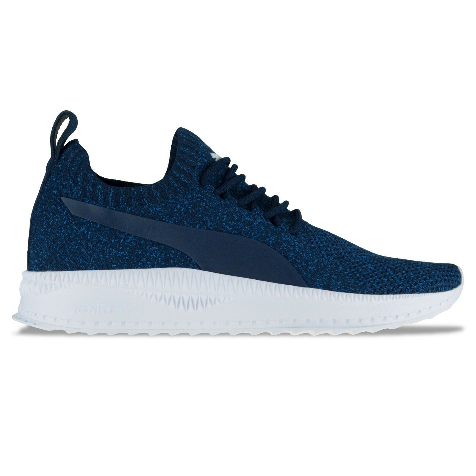 PUMA TSUGI APEX EVOKNIT TRAINERS - PEACOAT/TURKISH SEA - 366432 03 - BNIB