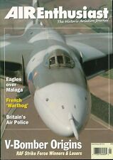 AIR ENTHUSIAST AEQ 79 RAF COLD WAR V-FORCE VULCAN VICTOR VALIANT / BOEING XB-15
