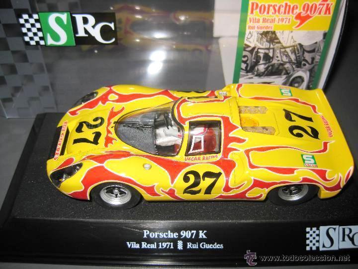 FUERA STOCK Slotto SRC 002 06 Porsche 90K Vila Real 1971 Nuevo nuovo 1 32