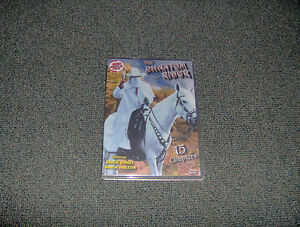 THE PHANTOM RIDER CLIFFHANGER SERIAL 15 CHAPTERS 2 DVDS