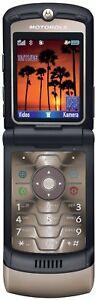 Motorola RAZR V3 Grau Simlockfrei Klapphandy Generalüberholt GSM MOBILE PHONE
