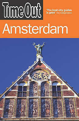 """""""AS NEW"""" Time Out Guides Ltd, Time Out Amsterdam - 9th Edition (""""Time Out"""" Guide"""
