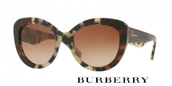 prezzo competitivo 51e18 ecdb3 Burberry Obe4253 365413 54 occhiale da sole tartarugato Ava Lenti Marron  sfumato