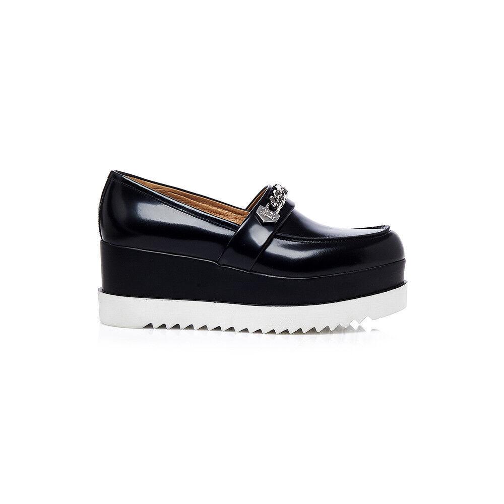 con il prezzo economico per ottenere la migliore marca Karl Lagerfeld K. Platform Loafers Loafers Loafers  prendiamo i clienti come nostro dio