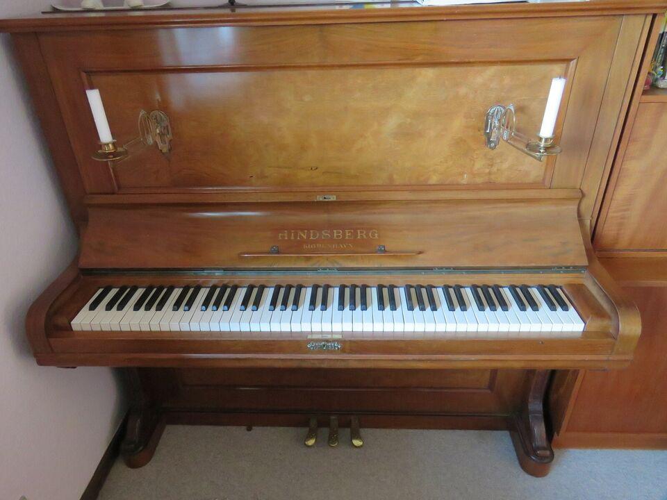 Klaver, Hindsberg