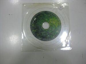 Pura Vida CD Single Beifahrerseite von Die Noche 2000 Promo