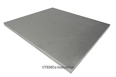 "1/2"" Inch 18""x24"" 6061 T651 Aluminum Tooling Flat Sheet Plate Bar Mill Stock"