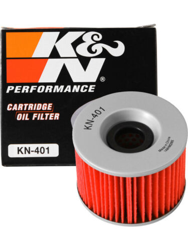 K/&N Oil Filter FOR HONDA CB350F 350 KN-401