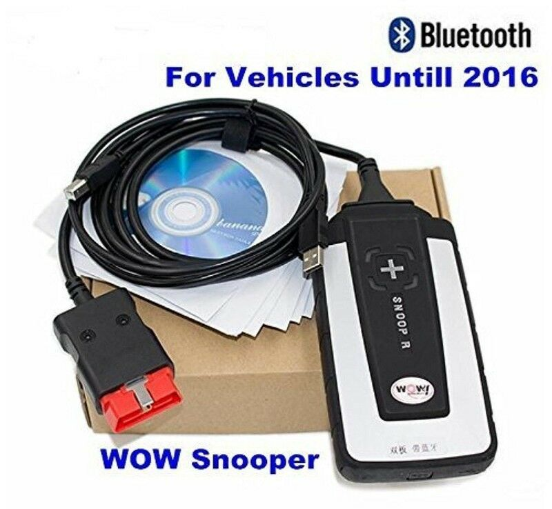 2016 Bluetooth WOW Snooper v5 008 R2 Universal Car Truck Diagnostic VCI,  Wurth Online World, R1499 | Westville | Gumtree Classifieds South Africa |