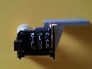 Cuentavueltas Tascam Porta05 / Counter Tascam Porta 05 Ministudio Efoxs3mi-07165036-848362310