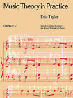 Music Theory in Practice: Grade 1 by Associated Board of the Royal Schools of Music (Paperback, 1990)