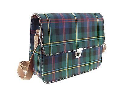 Ladies Malcolm Tartan Mini Bag TB7006