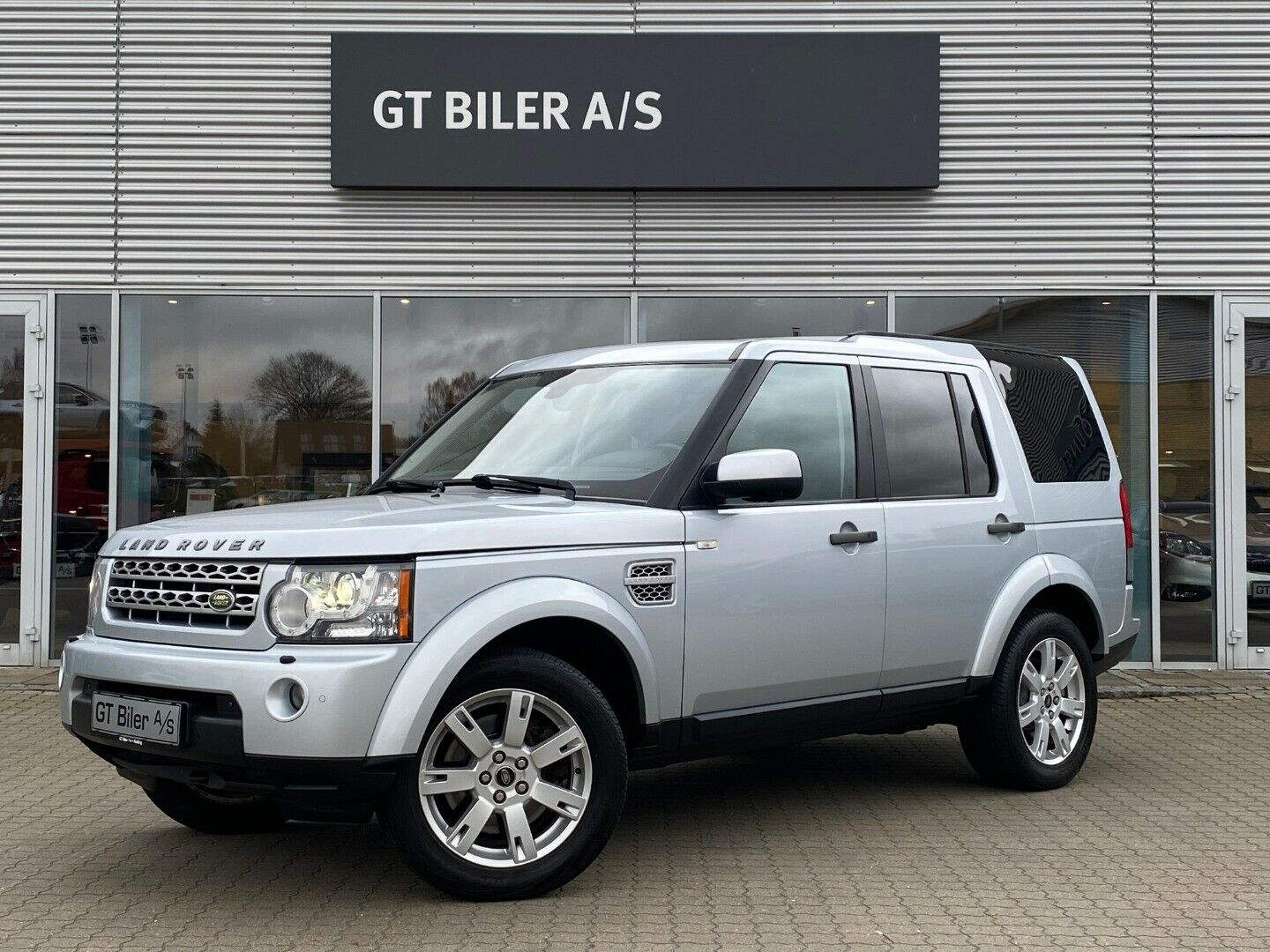 Land Rover Discovery 4 3,0 TDV6 HSE aut. 5d