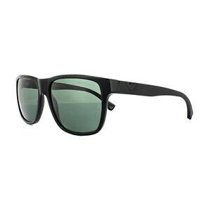 b5bc026b3771 Emporio Armani Sunglasses 4035 501771 Black Grey Green 8053672287097 ...