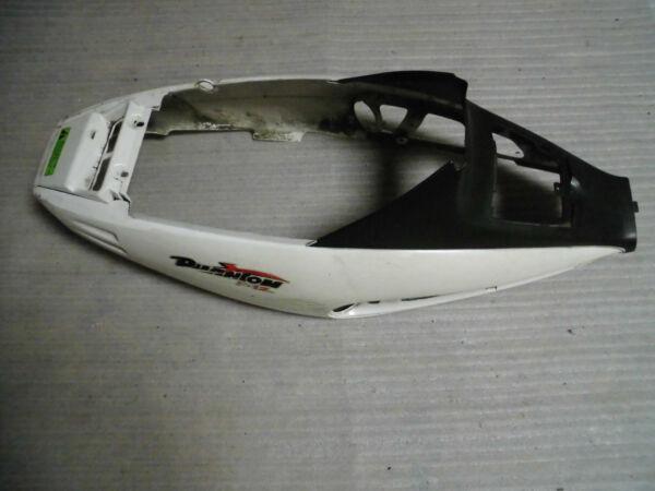 (e) . Malaguti F12 Phantom Rivestimento Posteriore Posteriore Post. Bianco