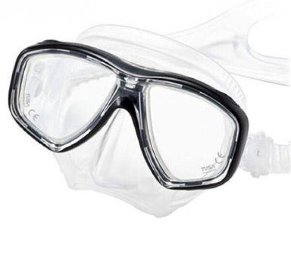 Profi Taucherbrille Tauchermaske auch optische Sehstärke   Brillenwert möglich
