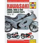 HM Kawasaki ZX900 1000 by Haynes Manuals Inc (Hardback, 1988)