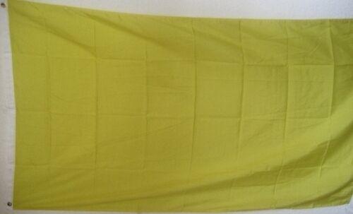 Bandiera Bandiere per dipingere-TINTA UNITA GIALLO 150x90cm TDShop 24