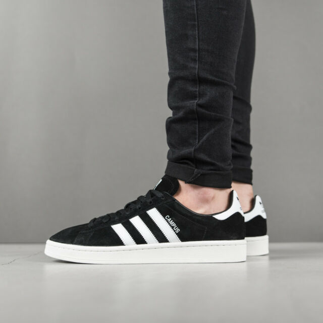 adidas campus shoes black
