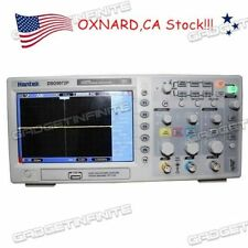 "Hantek DSO5102P 2CH 7"" TFT Oscilloscope 100MHz 1Gs Compared TEK TDS2012  US UPS"