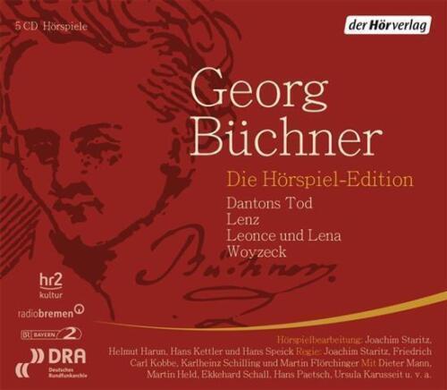 1 von 1 - Die Hörspiel-Edition von Georg Büchner (2013)