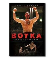 Boyka Undisputed 4 Fighting Movie Waterproof Custom Poster Print Art Decor T-447