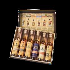 Plantation Rum Experience Gift Pack 6 x 100ml 100mL Bottle