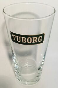 RARE-Vintage-TUBORG-beer-biere-bier-glass-25-cl-boerke-COLLECTABLE