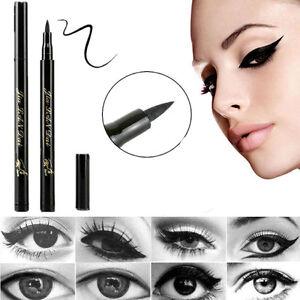 Black-Liquid-Eyeliner-Waterproof-Eye-Liner-Pen-Pencil-Makeup-Beauty-Cosmetics
