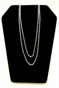 Sterling Silver Sold Seperately Silver Chains