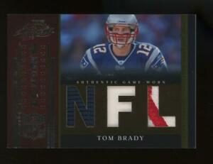 2006-Absolute-Memorabilia-Icons-Tom-Brady-24-25-Game-Used-Patch-Jersey