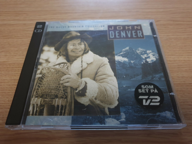 John Denver: The Rocky Mountain Collection (Dobbelt Album),…