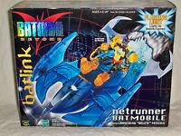 Hasbro Batman Beyond Netrunner Batmobile - 076930644195