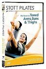 Stott Pilates - The Secret To Toned Arms, Bums And Thighs (DVD, 2009)