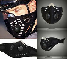 Anti Dust Motorcycle Bicycle Cycling Bike Half Face Mask Filter Neoprene*
