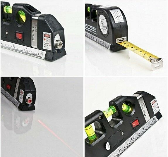 FIXIT LASER LEVEL PRO 3 - FATHERS DAY SPECIAL