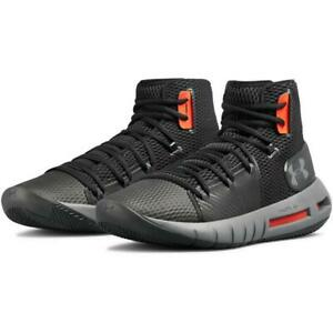 promo code 1e1f7 03585 Details about Men's UNDER ARMOUR HOVR HAVOC BLACK/RED