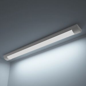 Wall Mounted Lights For Office : LED Ceiling Lamp Garage Workshop Lamps White Lighting Wall Mounted Office Light eBay