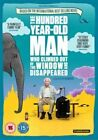 Hundred Year Old Man Who Climbed out The Window Blu-ray Region B