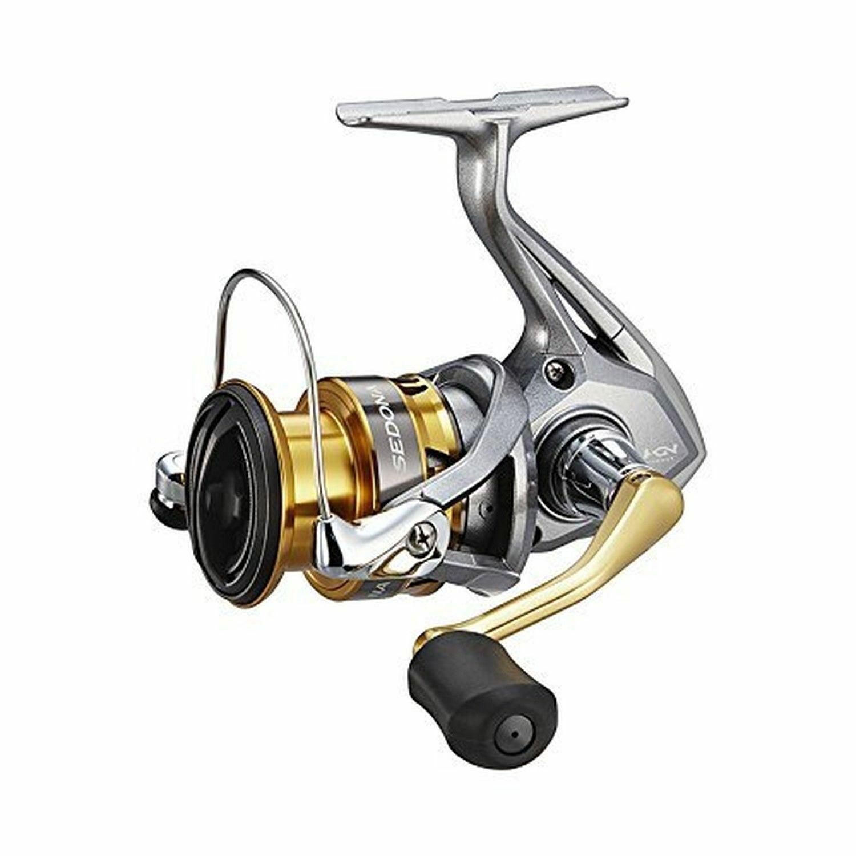 SHIMANO Sedona FI, Freshwater Spinning Fishing Reel, 2500FI, SE2500HGFI