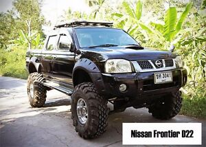 Image Is Loading Jungle OFFROAD FENDER FLARES WHEEL ARCH FOR NISSAN