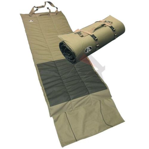 HSF Shooting Mat Roll Up Rembourré Imperméable Airgun carabine à air comprimé cible Chasse