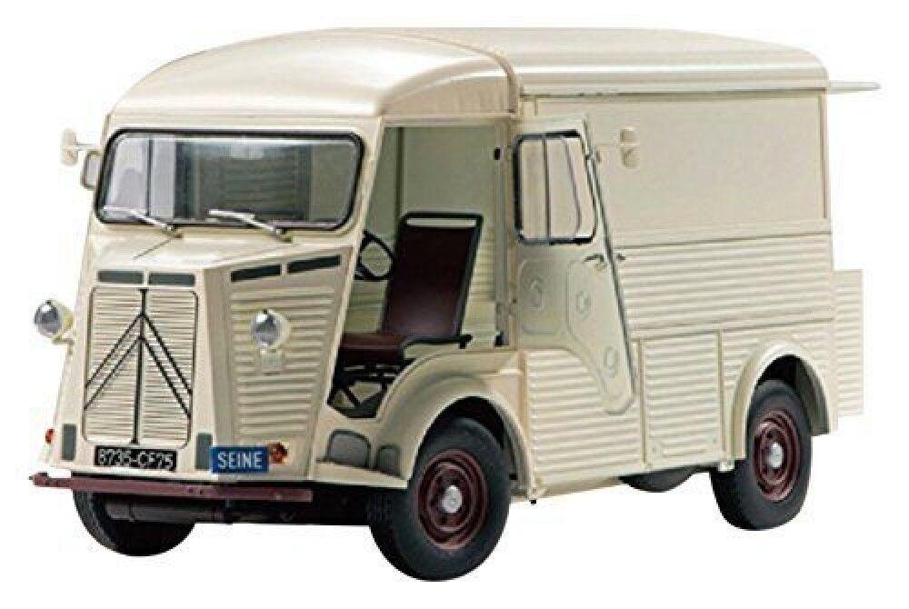 Ebro 1  24 Citroen H Van plast modellllerl 25007 F  S