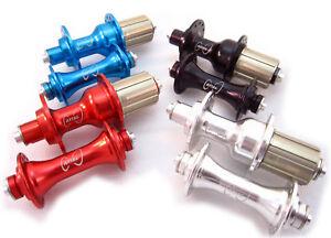 Axial-RA2-road-bike-hub-set-28h-405g-Shimano-11spd-4-colors-avail