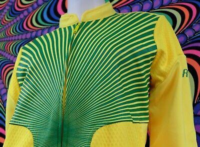 Schnelle Lieferung Adidas Brazil Jacket 2010 World Cup GrÜn Gelb Damen Gr L Rar Sammler (brasilien) Gesundheit Effektiv StäRken