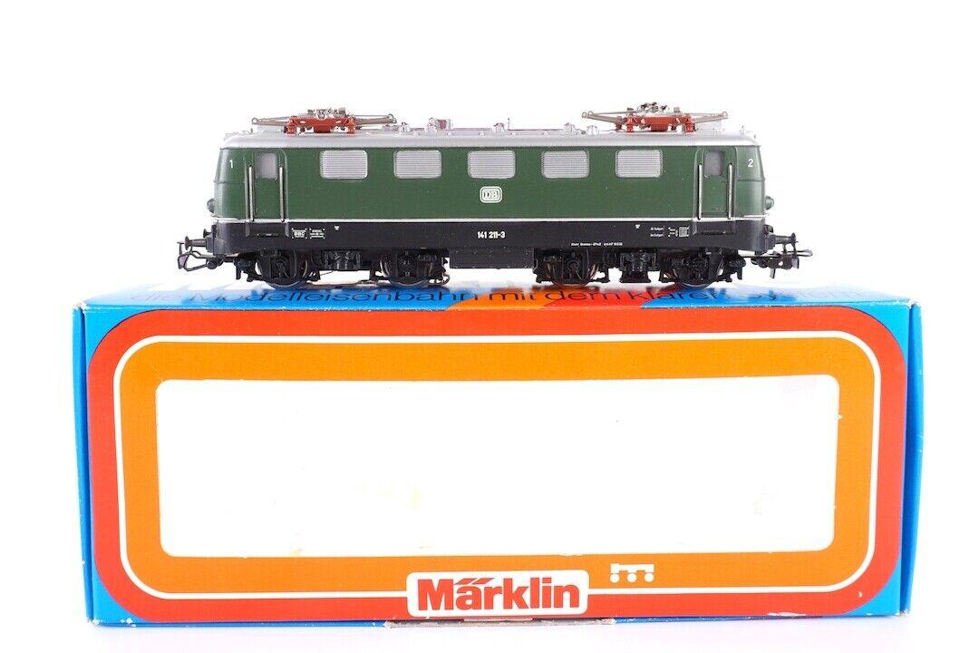 marklin h0 3074 ELok BR 141 2113 delle DB gc09